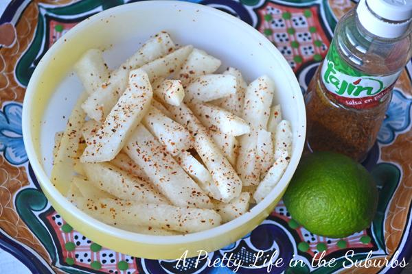 Mexican Jicama Snack Recipes — Dishmaps