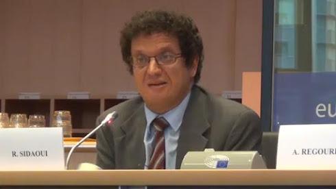Riadh Sidaoui au parlement européen: Les Facteurs complexes de la guerre saoudienne au Yémen