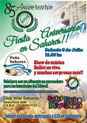 CLUB VILLA SAHORES