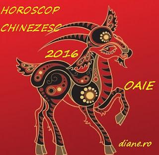 Horoscop chinezesc 2016: Oaie