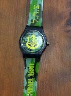 Reloj Ejercito 4 x 3.5 ctms.