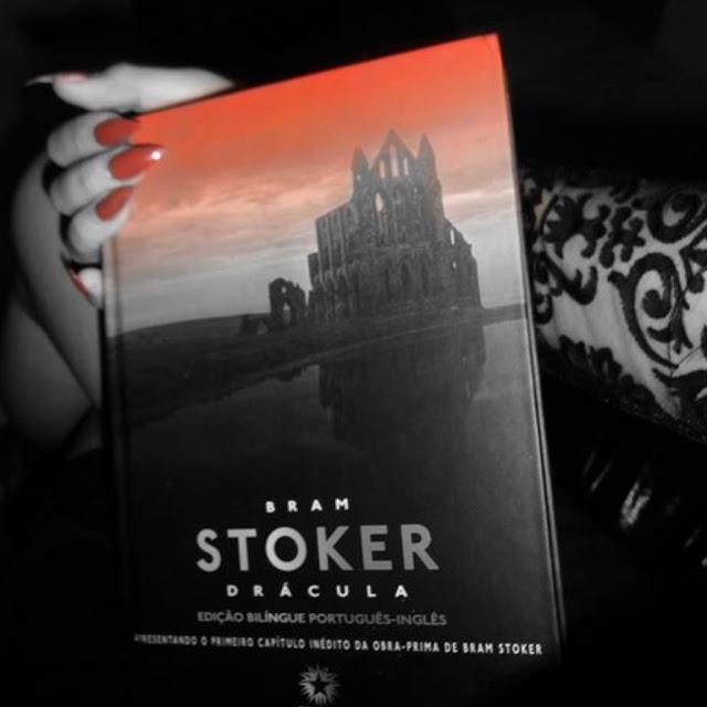 Bram Stoker livro