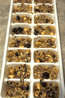 Granola Bar Poppers: Savory Sweet and Satisfying