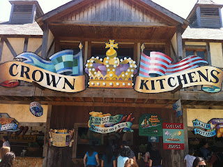 Scarborough Renaissance Festival Crown Kitchens BBQ Barbecue Barbeque Bar-B-Q Bar-B-Que