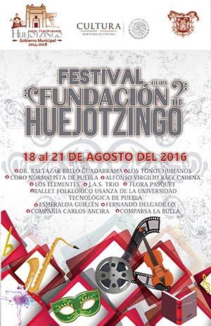 La fundación de Huejotzingo