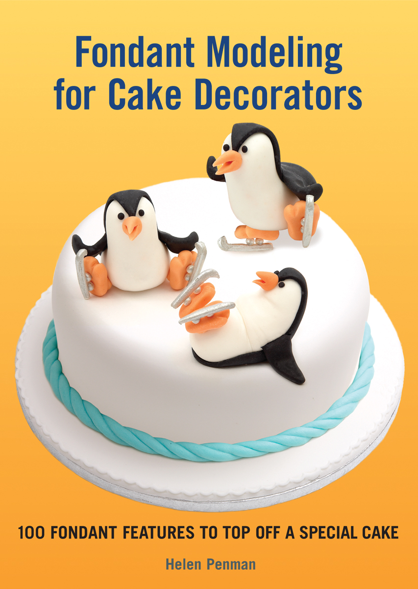 Fondant Modeling For Cake Decorators