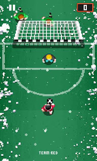 Screenshots of the Goal hero: Soccer superstar for Android tablet, phone.