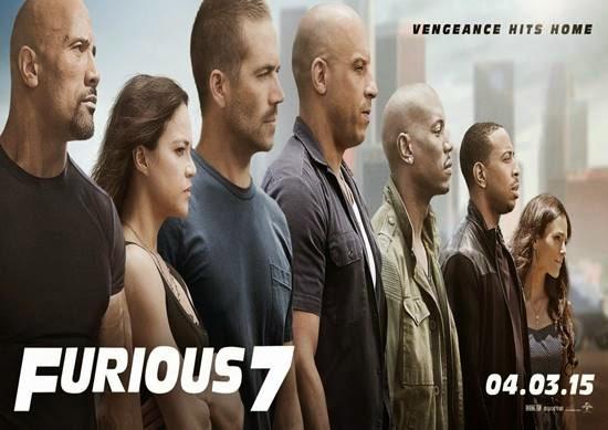 ফিউরিয়াস ৭, Furious 7
