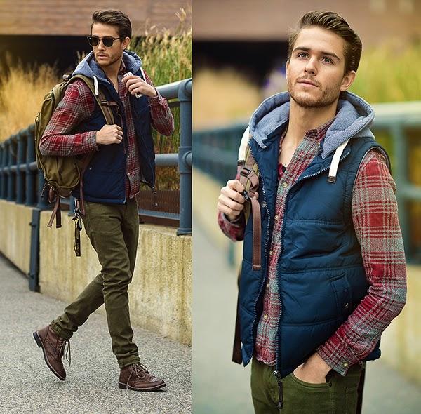 082c82aac1 Macho Moda - Blog de Moda Masculina  Colete Masculino