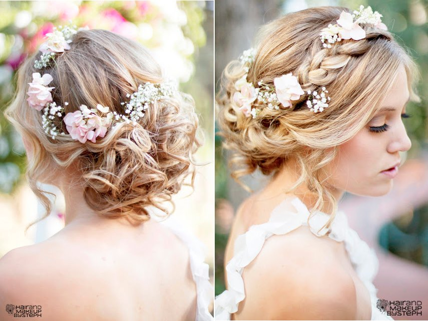 Top hairstyles for a wedding