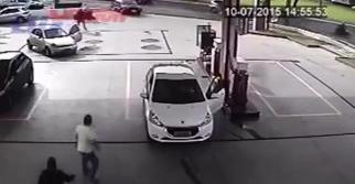 El Karma contra un Ladrón
