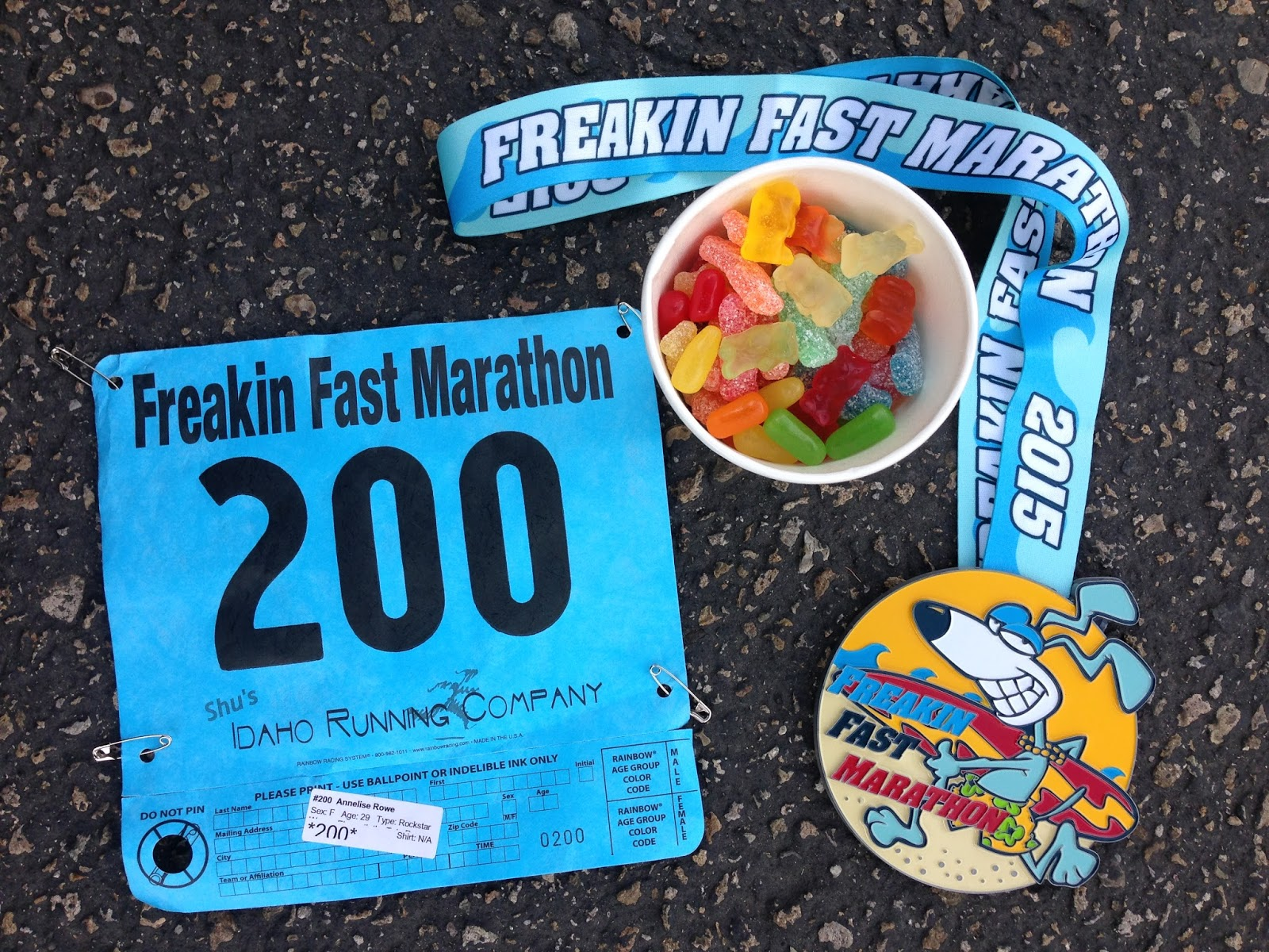 Freakin Fast Marathon, Fastest Marathon in the World, Marathon in Boise, Downhill Marathon, Boise Runner