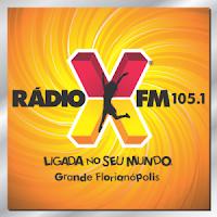 ouvir a Rádio Rádio X FM 105,1 Rancho Queimado