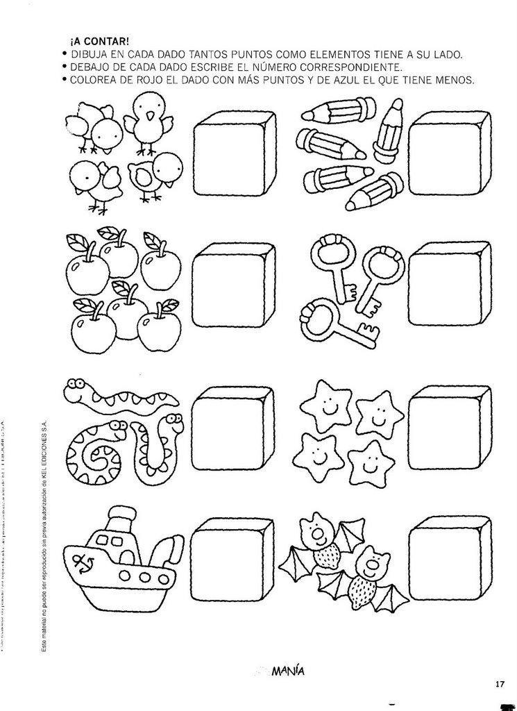 Tareas Para Nios Preescolar Para Imprimir | apexwallpapers.com