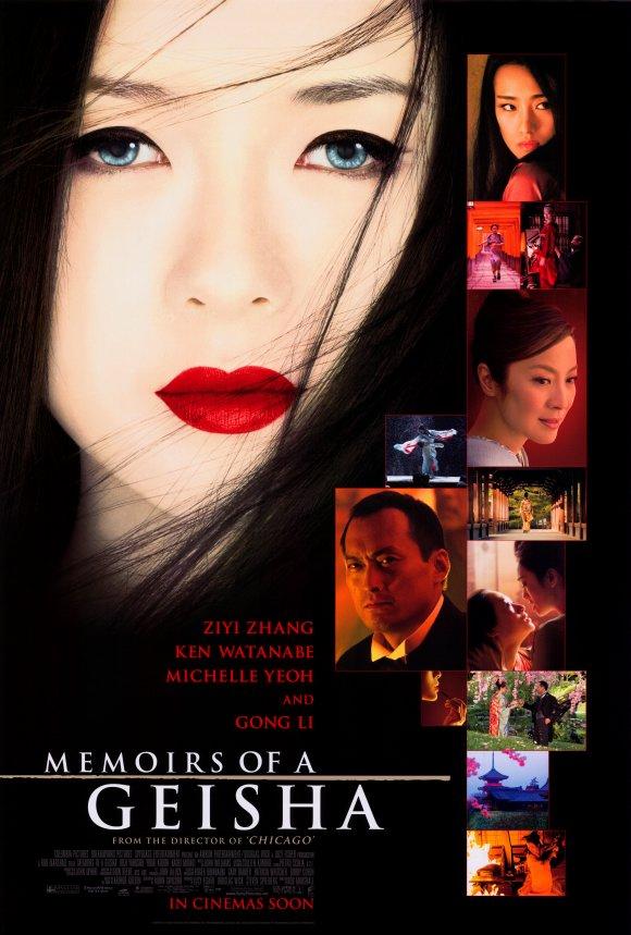 Memoirs of a Geisha (Memorias de una Geisha) (2005) Español Latino