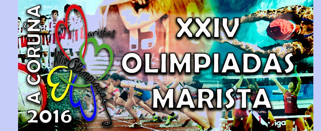 XXIV OLIMPIADAS MARISTAS
