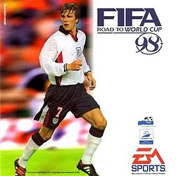 FIFA Game World Cup 98 Cover