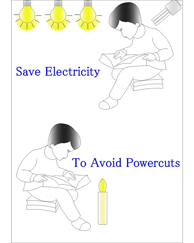 How to save electricity essay