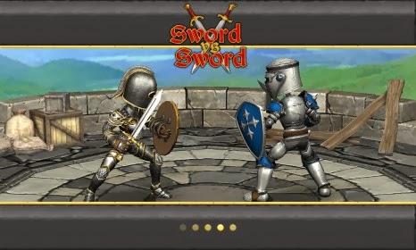 Game Pertarungan Sword Vs Sword Nokia Lumia 520