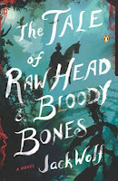 The Tale of Raw Head and Bloody Bones Jack Wolff cover