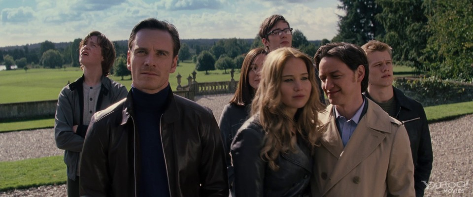 Image result for xmen first class screencap