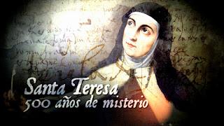 Santa Teresa de Jesús en Cuarto Milenio. - Las Edades del Hombre 2015