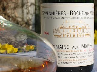 Domaine la Roche aux Moines, Savennières, 2007