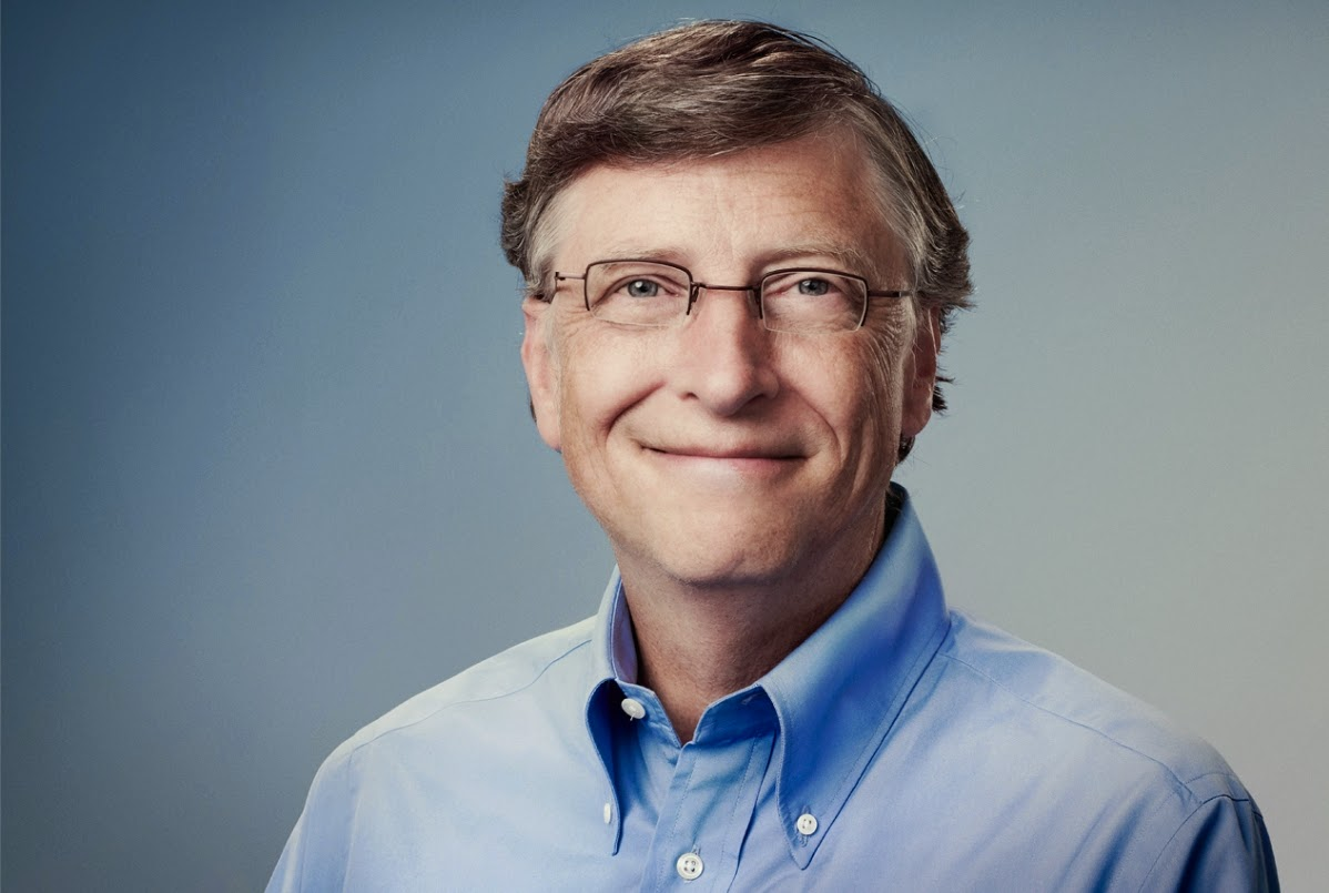BILL GATES IMAGE