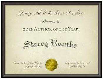 2012 Author of the Year