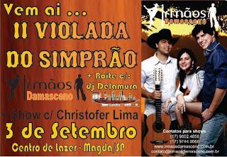 CD 2 VIOLADA DO SIMPRAO DJ DELAMURA 2011