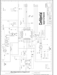 siemens c55 schematic diagram