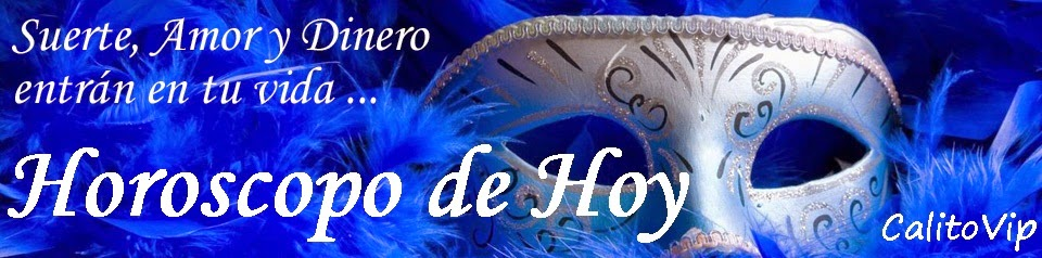 Horoscopo de Hoy