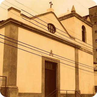 Igreja do Galo, em São Gabriel