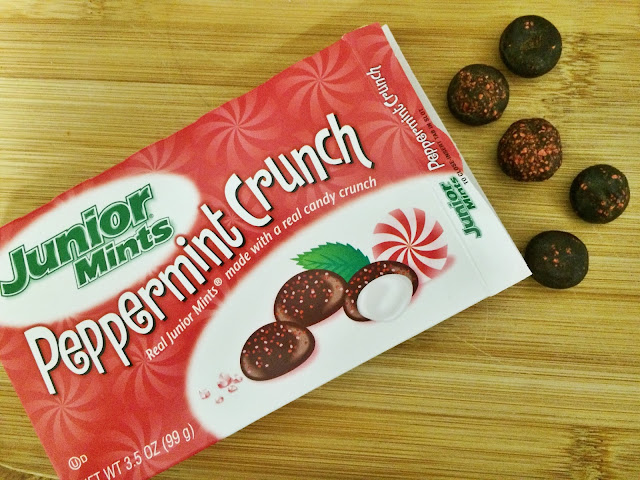 Peppermint Crunch Junior Mints
