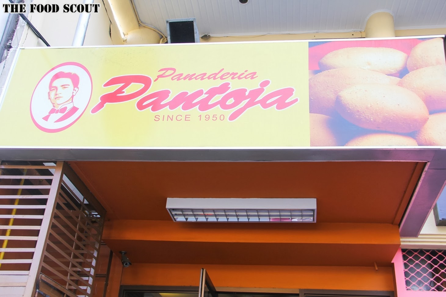 Panaderia Pantoja Logo Panaderia Pantoja