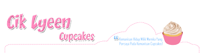 Cik Lyeen Cupcakes