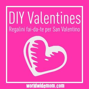 Diy valentine 39 s ideas idee fai da te per san valentino for Idee san valentino fai da te