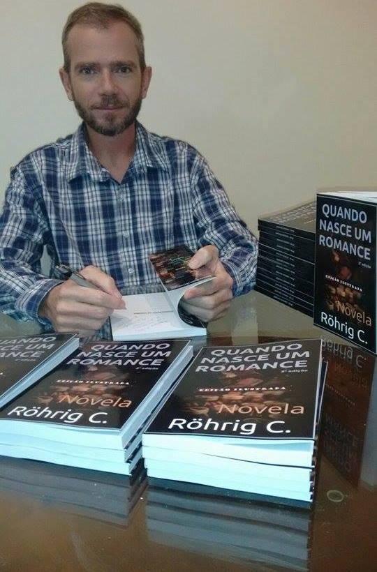 Parceria com o autor: Röhig C.