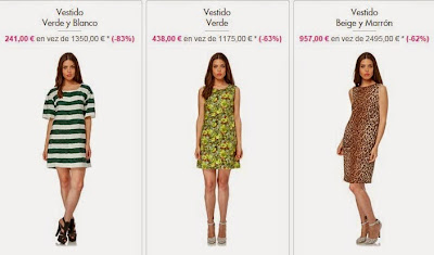 Vestidos Dolce&Gabbana