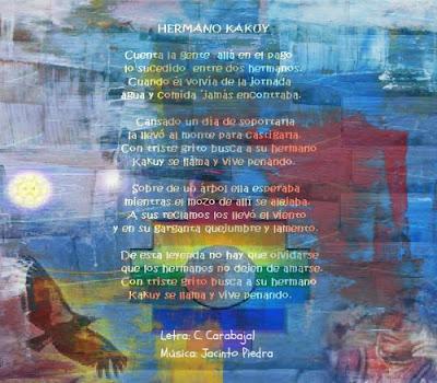 letra de canciones tropicales: