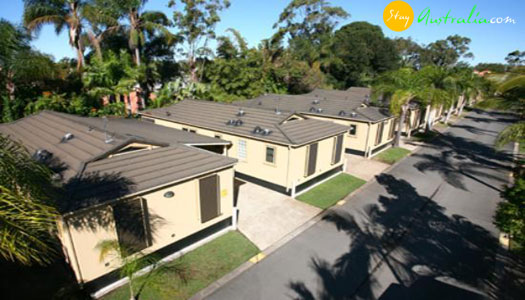 Ashmore Palms Holiday Village at the Gold Coast
