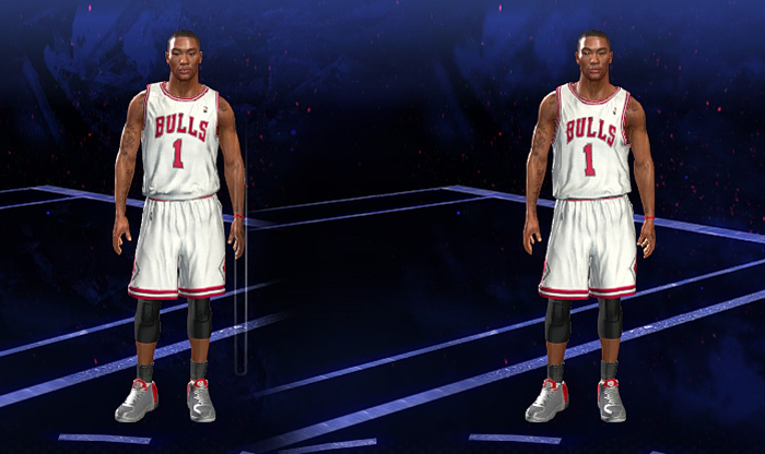 Uniforms Mod NBA2K PC