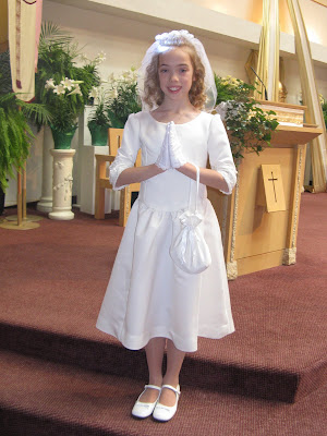 Popular List: First Holy Communion Girl Dress Patterns