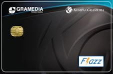 Kompas Gramedia Value Card - Flazz GRAMEDIA CARD