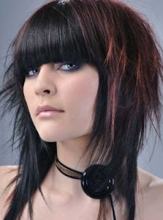 New Funky Hairstyles 2013