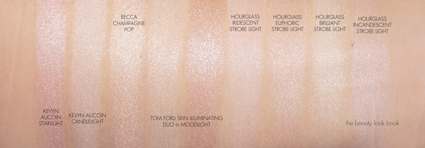 Hourglass Ambient Strobe Lighting Powders The Beauty