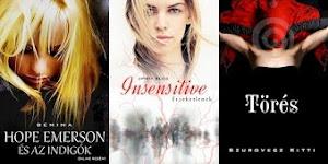 A három muskétás közös online blogja, új izgalmas regényekkel