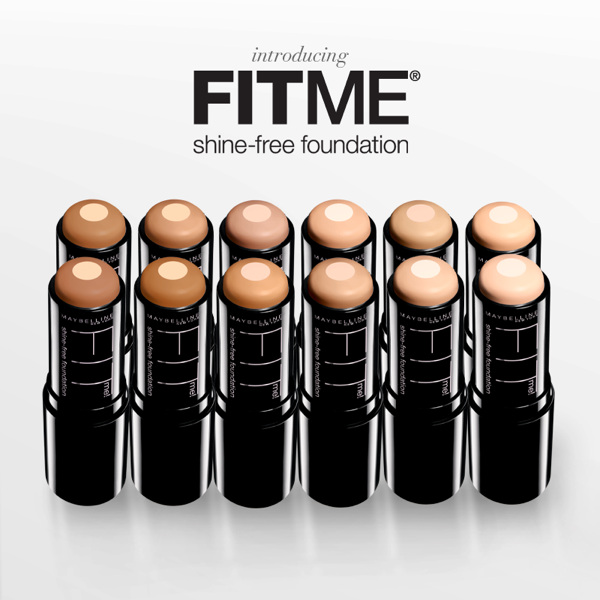 base de maquillaje en stick bobbi brown maybelline fit me fitme