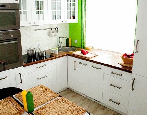 mała kuchnia  Blog o projektowaniu mebli -> Mala Kuchnia W U