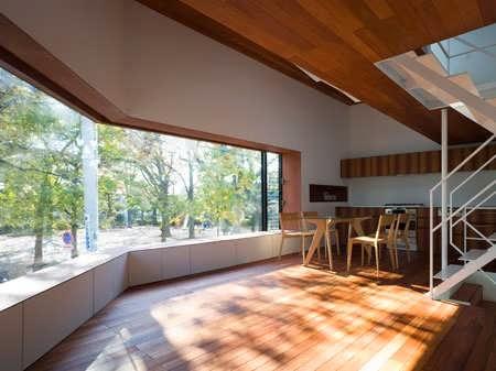 141 Sakuragawa Small Urban House Design With The Same Innovation